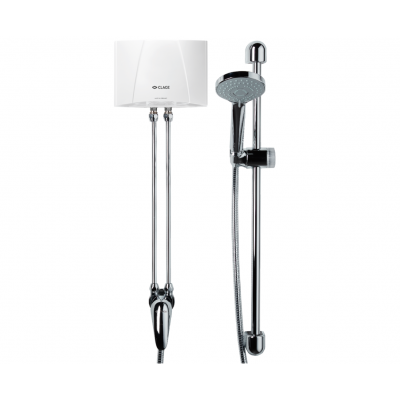 E-mini_MBX läpivirtausvedenlämmitin suihkulla